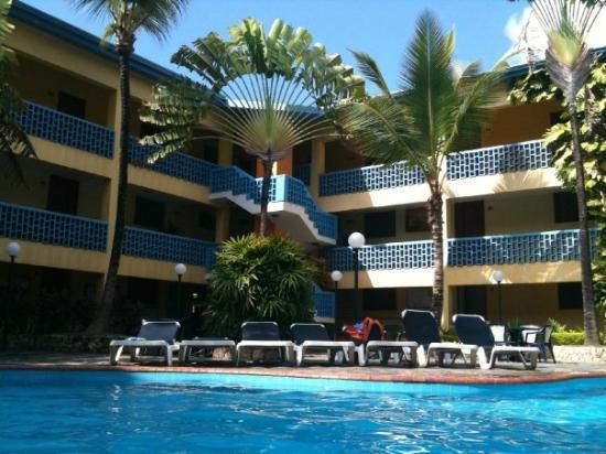 Acuarium Resort Hotel Pool Aquarium