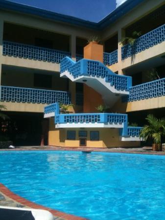 Acuarium Resort Hotel: Pool Hotel Acuarium