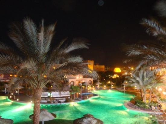 Sea Club Royal Nubian Island: Vista dalla camera