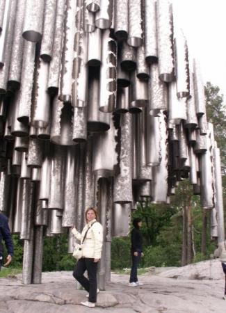 Kotiharjun Sauna : Helsinky - Omaggio ad un musicista