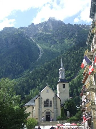 Last Chamonix picture. So sad to leave!