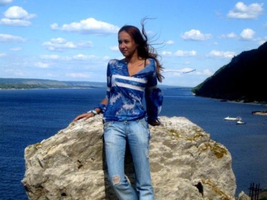 Tolyatti, Russie : Togliatti, Russia, Volga River