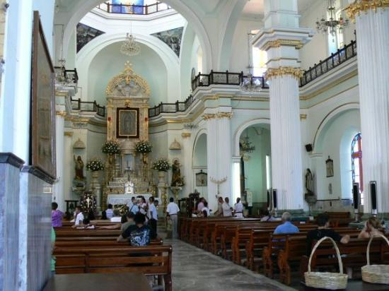The Church of Our Lady of Guadalupe: Inside of Our Lady Guadalupe
