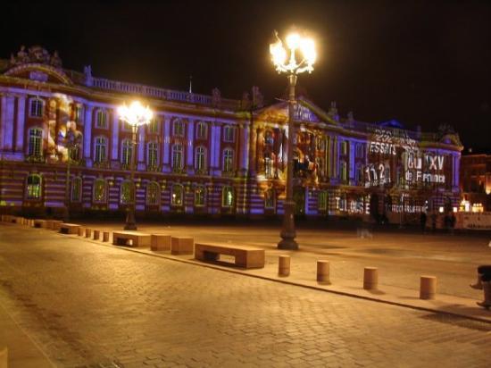 Theatre du Capitole: Le capitole ou l'hotel de ville