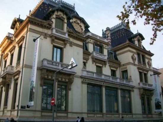 Institut & Musee Lumiere: die Villa Lumière