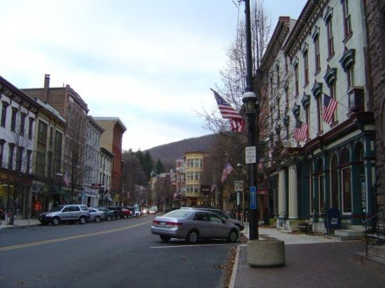 Jim Thorpe Haunted Bed And Breakfast