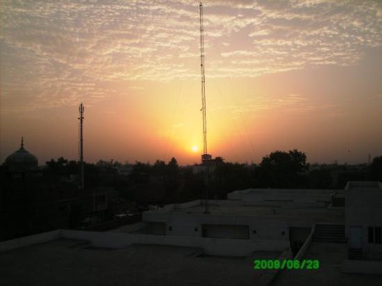 sun rise at lhr uet - Picture of Lahore, Punjab Province - TripAdvisor