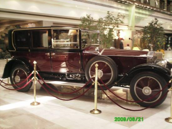 Pearl Continental Lahore: PC LHR - rolls royce
