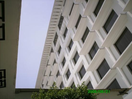 Pearl Continental Lahore: PC LHR