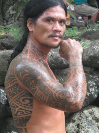 Bilde fra Tahuata