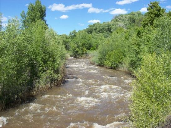 Plateau Creek, Collbran, CO