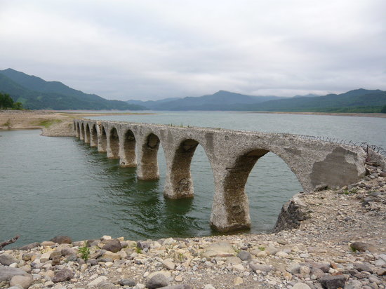 Taushubetsu River Bridge
