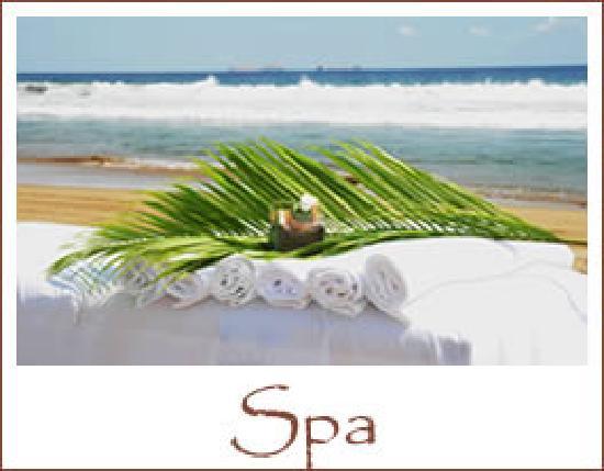 Puerta Paraíso Hotel Boutique: Servicios de Spa y Masaje