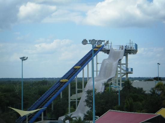 Wet'n Wild Cancun : another ride
