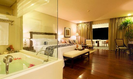 Bellarocca Island Resort and Spa: Hotel Rooms