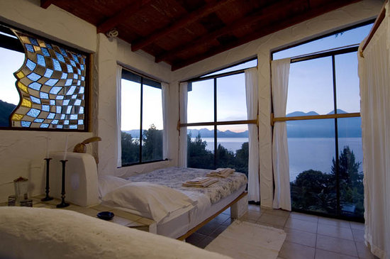 San Marcos La Laguna, Гватемала: Mirador bedroom