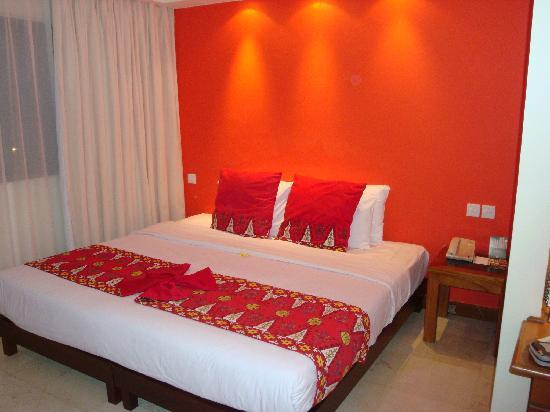Club Med Bali: A standard room