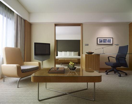 Grand Hyatt Singapore: Grand Deluxe Room