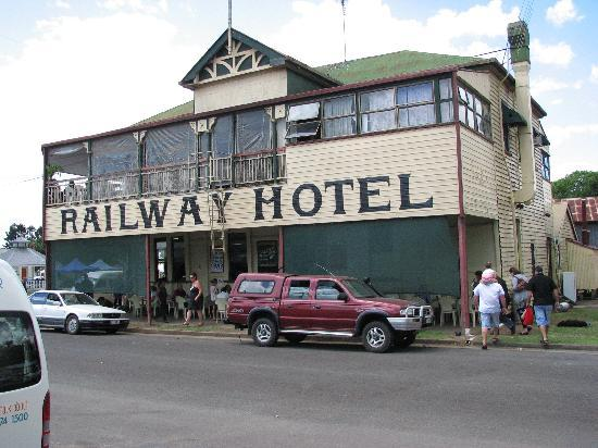 Imbil Australia  city photos gallery : This is Goomeri, the town where I started out. Picture of Gympie ...