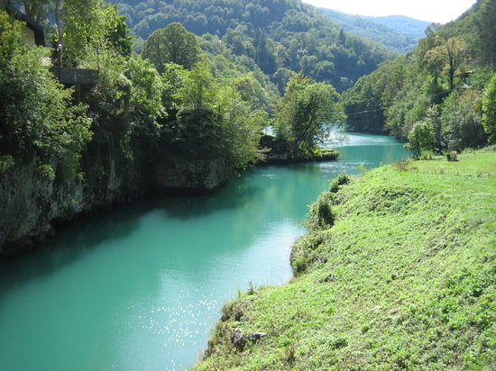 Eslovenia: River Soca