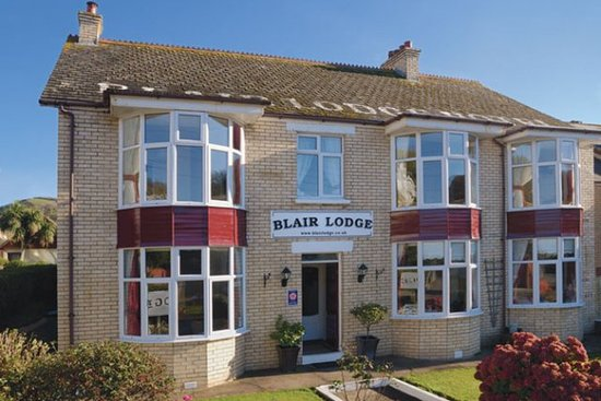 Combe Martin, UK : Blair Lodge Guest House