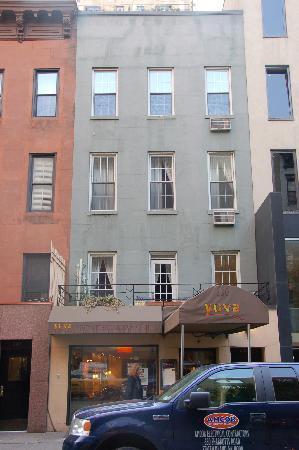 Ivy Terrace: L'immeuble