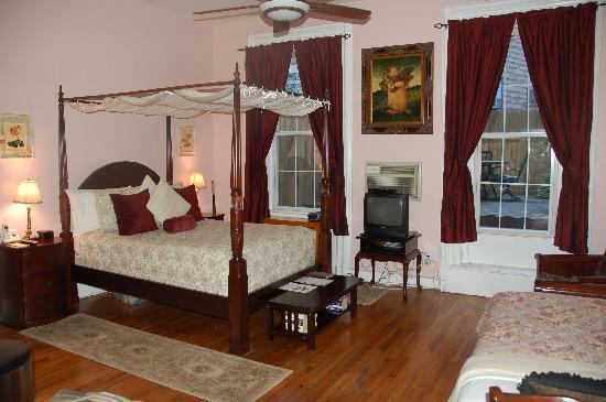 Ivy Terrace: La chambre Rose Room