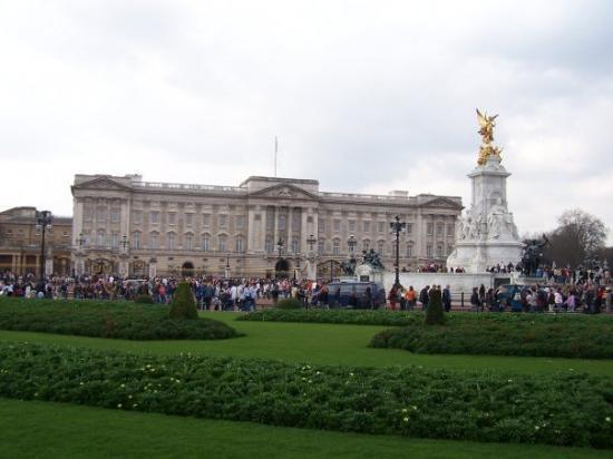 Tor zum buckingham palace bild von buckingham palace for Buckingham choice floor plans
