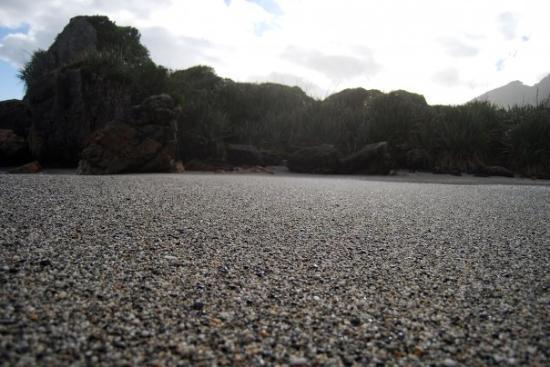 Nelson, Nieuw-Zeeland: before arriving to Okitika