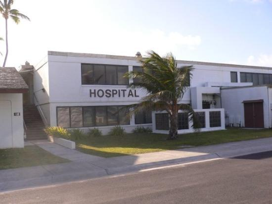 Kwaj hospital/medical center - Picture of Kwajalein Island ...