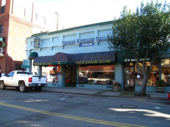 The Cottage Shoppe - Placerville, CA  - Jan 2009