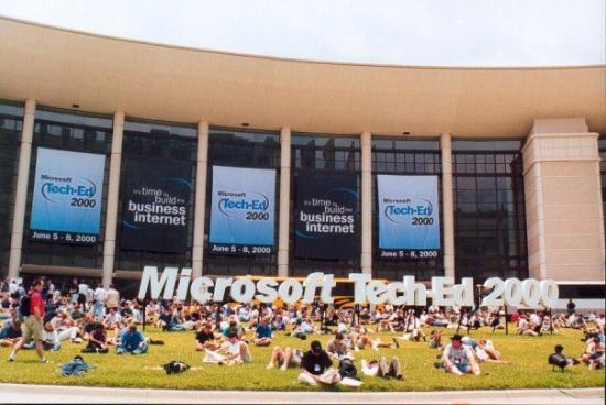 Orange County Convention Center: Microsoft TechEd 2000