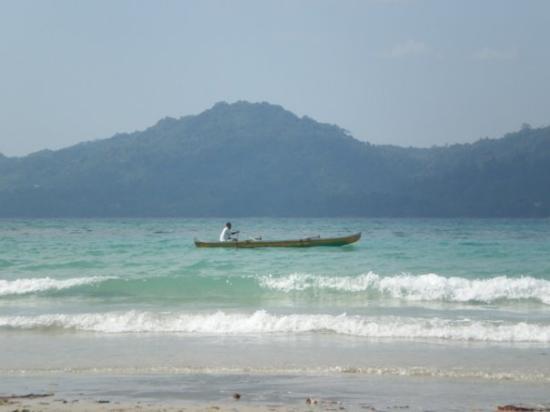 Ambon, Indonesia: ...hasa-hasa pante natsepa...