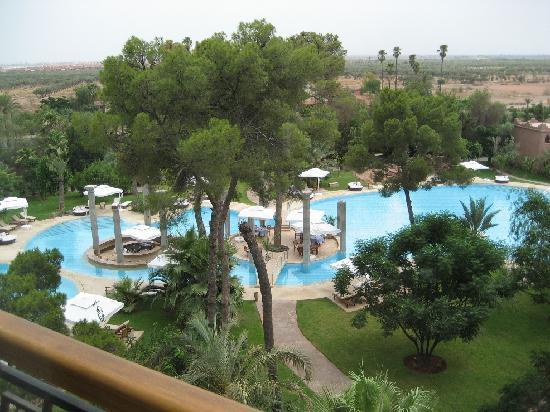 Es Saadi Marrakech Resort - Palace: view
