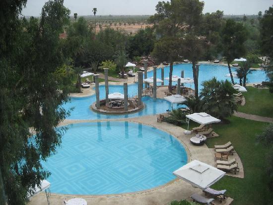 Es Saadi Marrakech Resort - Palace: view 2