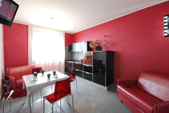 Resort Olympus Alba Adriatica: Suite Bacco