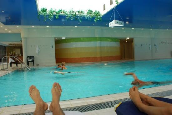 Danubius Health Spa Resort Helia: thermal water pools