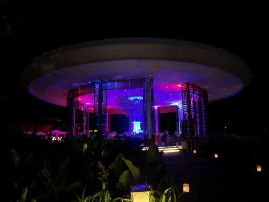 Club Med Bali: Le bar de nuit