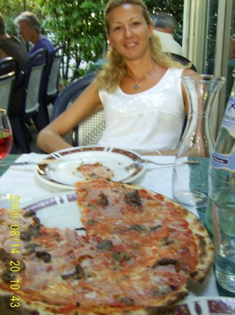 Pizzalonga Da Pino: Mogliano Veneto: Ai Bersaglieri
