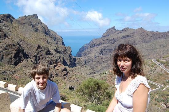 Granada Park Apartments: Tenerife is beautiful, dare to explore