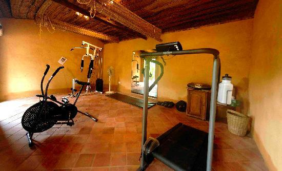 Dalmanuta Gardens - Ayurvedic Resort & Restaurant: Fitness Center