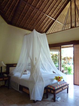 Aneka Bagus Pemuteran Resort & Spa: la chambre