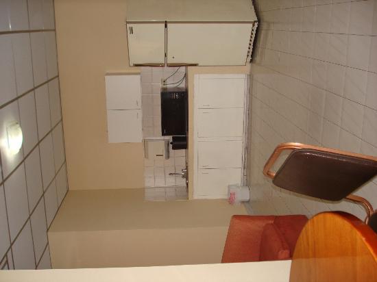 Aparthotel Alfa: Sala/Comedor (Suite)
