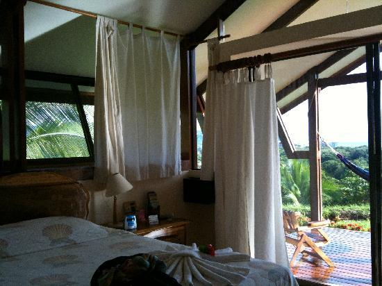 Vista Guapa Surf Camp: Sleeping Room