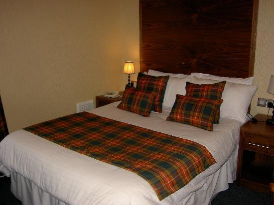 Argyll Hotel: Double Bedroom