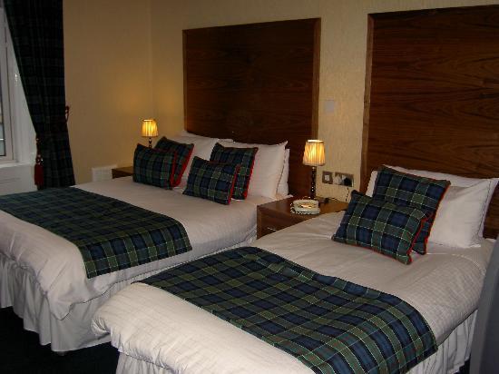Argyll Hotel: Family Room