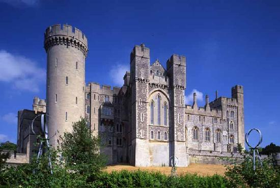 Arundel Castle and Gardens: Arundel Castle