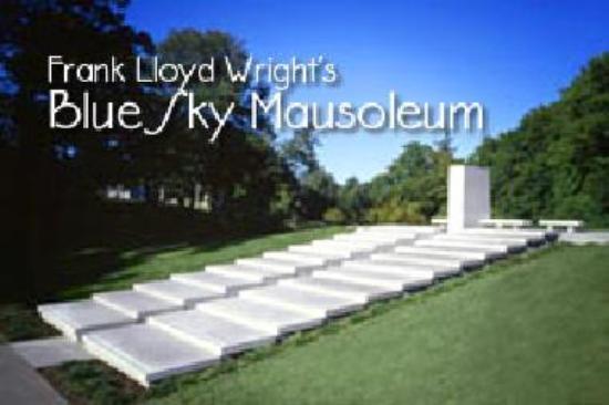 Blue Shy Mausoleum