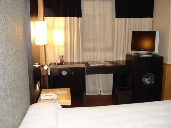 NH Ciudad de Valencia: room 223