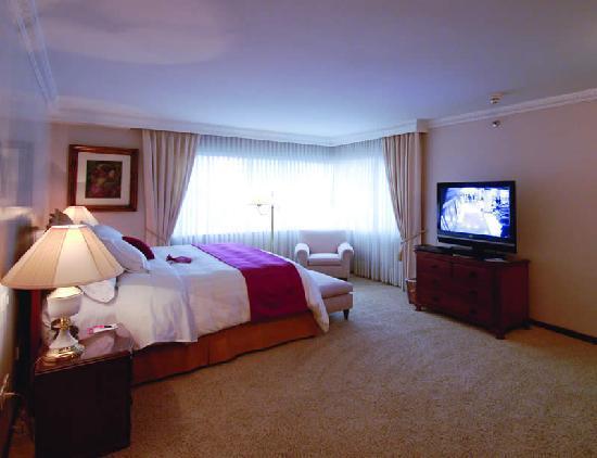 Hotel Tequendama: habtacion